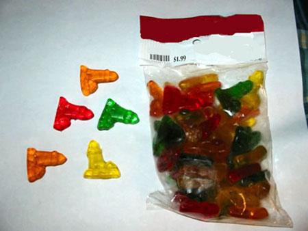 Guess What These Gummis Are?