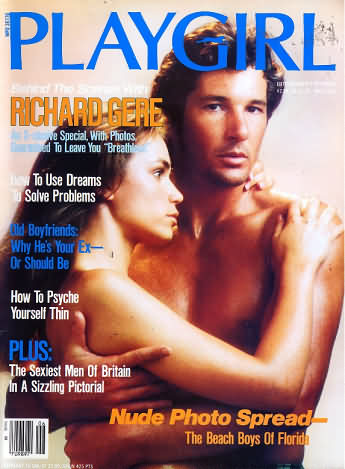 A Young Richard Gere