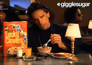 Flashback: Ben Stiller as Bono in a Cereal Commercial
