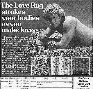 Flashback: The Love Rug