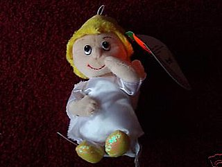 eBay Find of the Day: Motion Sensor Farting Christmas Angel Ornament