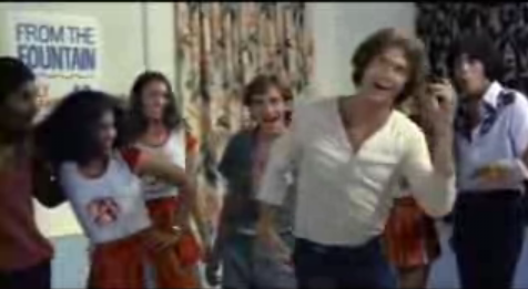 Flashback: David Hasselhoff in Revenge of the Cheerleaders