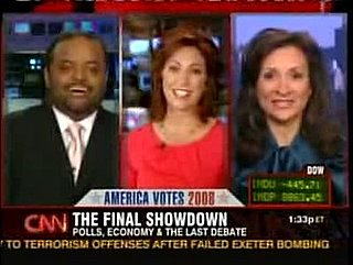 CNN Anchor Kyra Phillips Calls Leslie Sanchez the C-Word