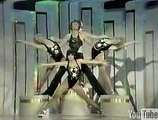 Flashback: Solid Gold Dancers