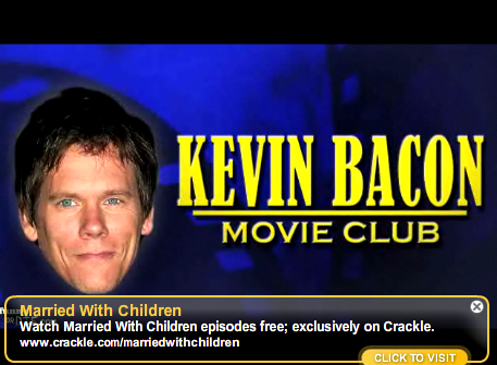 The Kevin Bacon Movie Club
