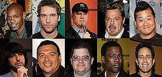 Who Is Your Favorite Male Standup Comedian of 2008?