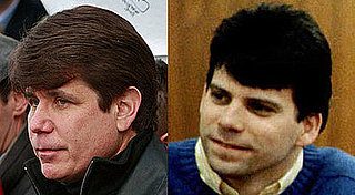 Gov. Blagojevich Looks Like '90s Killer Lyle Menendez