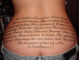 Biblical Tramp Stamp!