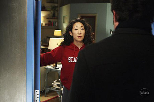 "Grey's Anatomy Recap: Episode 13, ""Stairway to Heaven"""