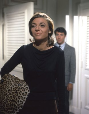 Mrs. Robinson, The Graduate