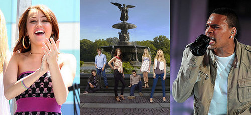 Gossip Girl, Chris Brown Lead Teen Choice Nominations