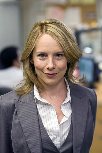 Amy Ryan's Still Working at The Office