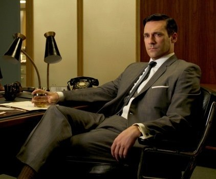 Lots of Love for Mad Men