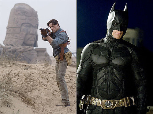 Will Mummies Bump Batman From the No. 1 Box Office Spot?