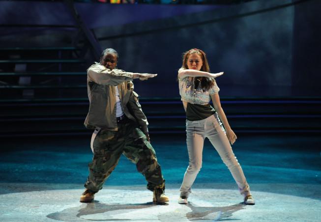 Joshua and Katee —Hip-Hop