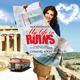 Movie Preview: My Life in Ruins