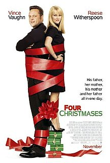 Movie Preview: Four Christmases