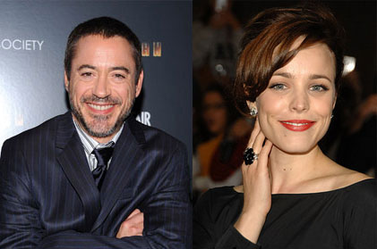 The Latest to Join Sherlock Holmes: Rachel McAdams