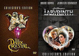 The Dark Crystal and Labyrinth
