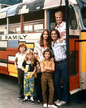 Recast Results for The Partridge Family