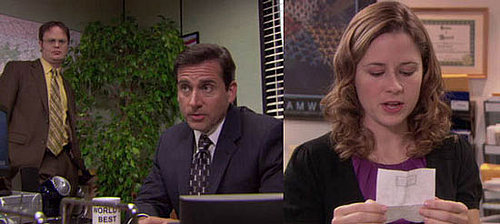 "The Office Rundown: Episode Nine, ""Frame Toby"""