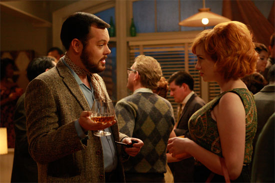 "Mad Men, ""Flight 1"""