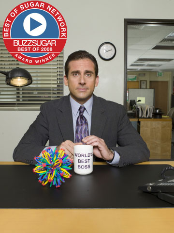 Best Network Comedy of 2008: The Office