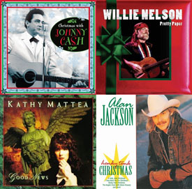 Playlist: A Country Christmas