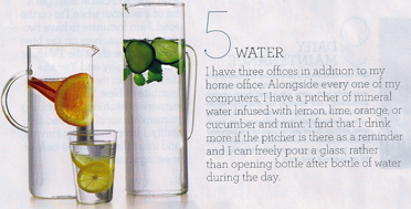 Martha Stewart Wants You to Put Water Where?!