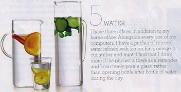 Martha Stewart Wants You to Put Water Where?!