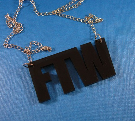 FTW Necklace: Love It or Leave It?