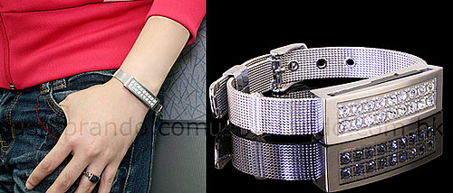 Jeweled USB Bracelet: Love It or Leave It?