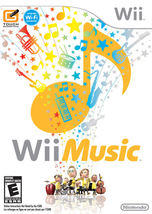 Wii Music Gets Ready For Class