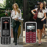 LG Cell Phones and Products Featured on CW's Gossip Girl