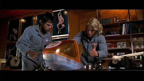 Owen Wilson and Ben Stiller Fight a Computer in Zoolander