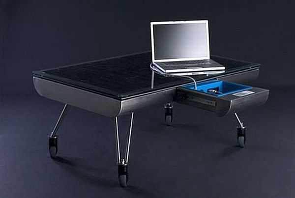 Solo Lounge Table