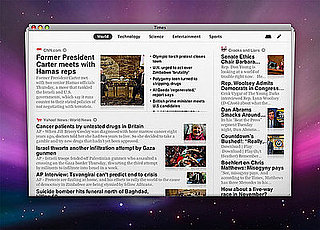 Times: The Latest, Greatest (and Prettiest) RSS Reader
