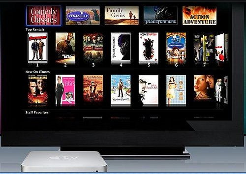 Daily Tech: Forget Renting, Now You Can Buy Movies Via Apple TV