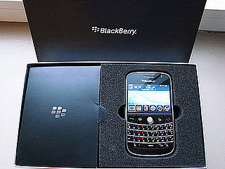 John Mayer Gets a BlackBerry Bold. . . Before Anyone Else