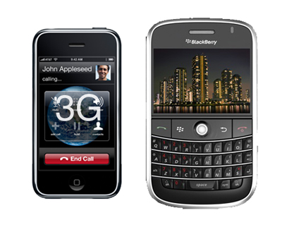 What Are You Craving More: iPhone 2.0 or BlackBerry Bold?