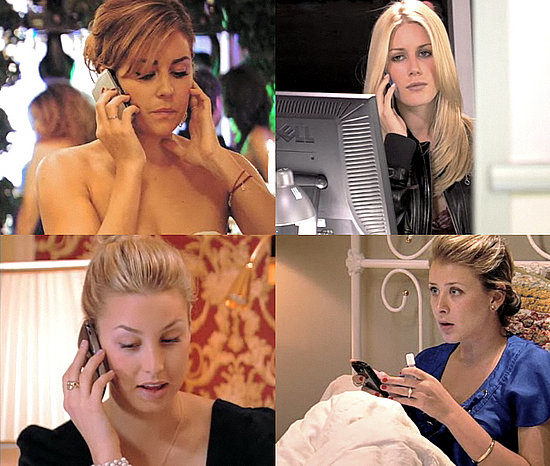 Cell Phones from MTV&#039;s The Hills