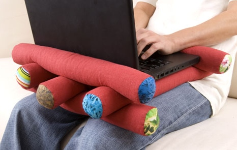 Comfy and Creative Laptop Pillows!