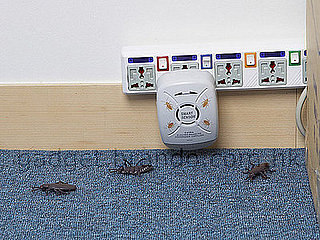 Electromagnetic Cockroaches Expeller Uses Lights To Deter Cockroaches