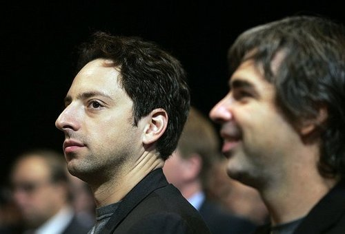 Google Co-Founder Sergey Brin Books Trip To Space