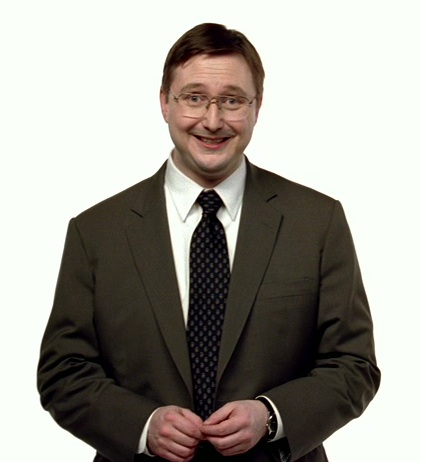 John Hodgman, PC in Apple's Mac Ads, Admits to Being a Loyal Apple Customer