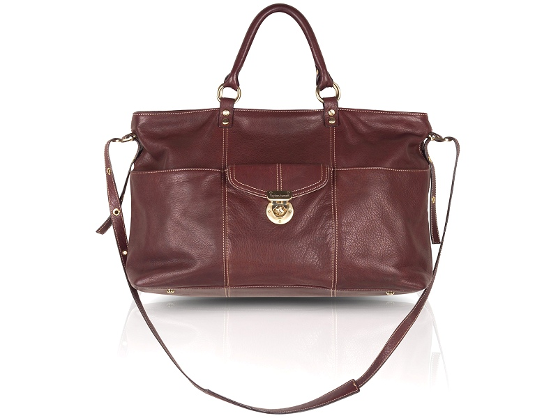 Hayden-Harnett Catalina Laptop Bag