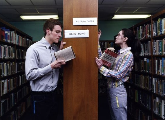 The Dewey Decimal System Has Never Been So Seductive