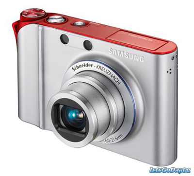 Samsung's TL34HD Digital Camera