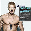 David Beckham and His Many Tech Endorsements and Geeky Moments
