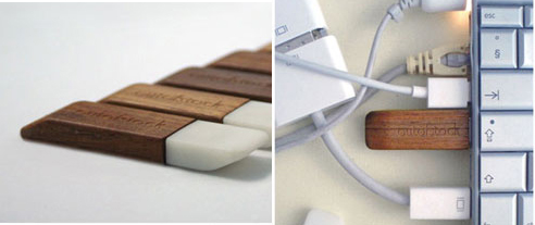 Eraser USB Sticks
